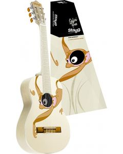 Classic Guitar STAGG C505 Monkey (1/4)