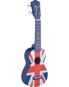 Ukulele STAGG US-UK-FLAG
