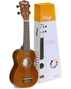Ukulele STAGG US-NAT