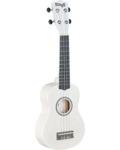 Ukulele STAGG US-WHITE